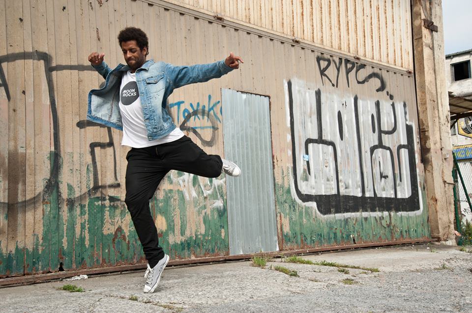 Workshop de hip-hop con Sergio Nguema