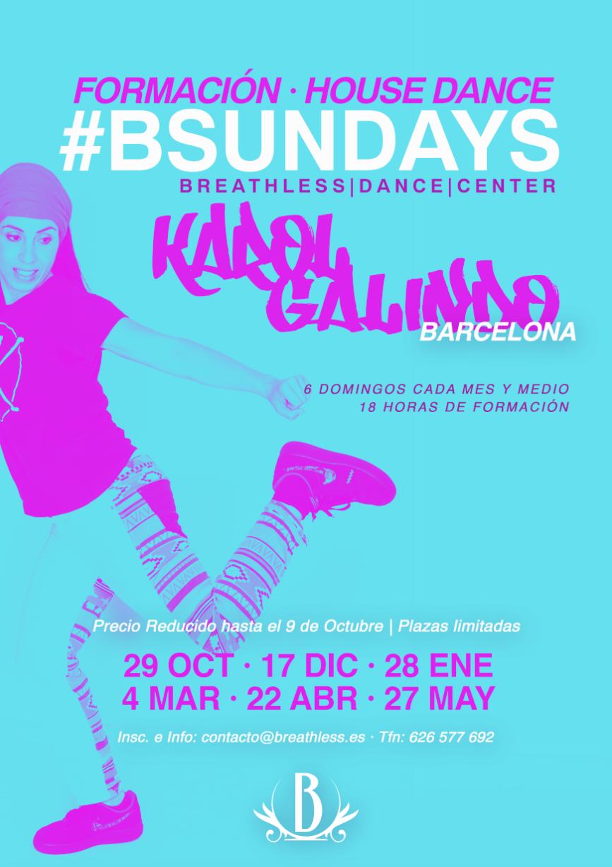 Una escuela de danza urbana en Pamplona