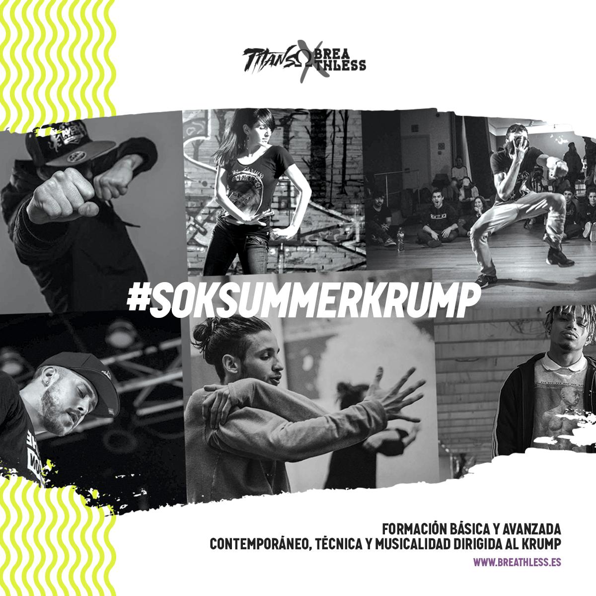 Summer Stage Of Krump