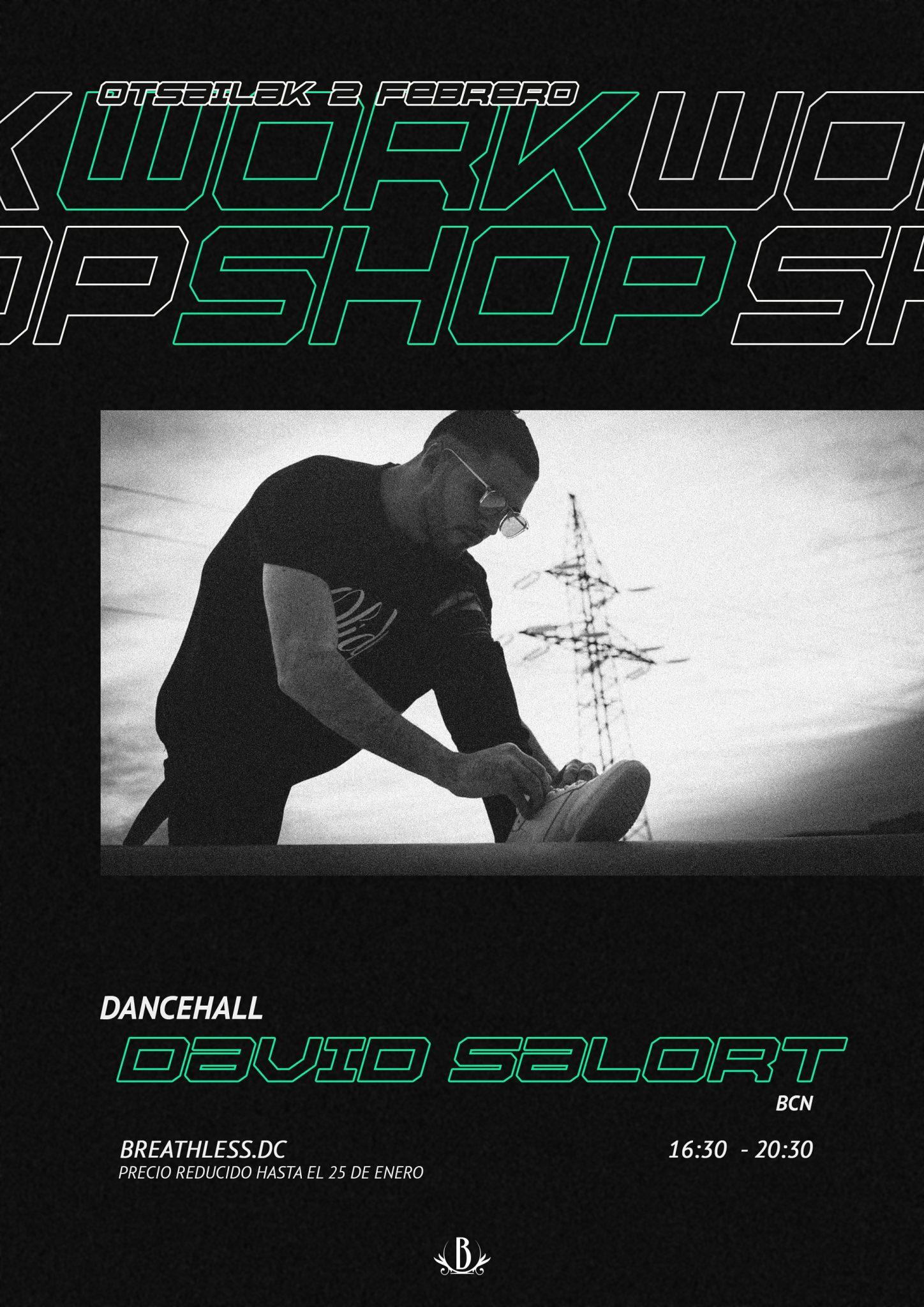 Workshop de DANCEHALL