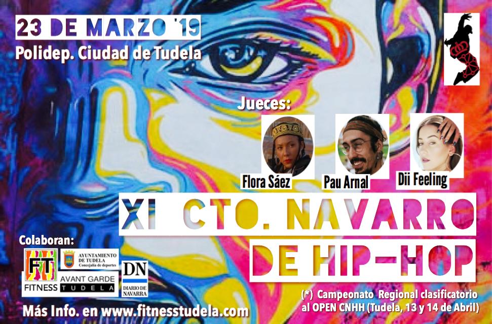 campeonato navarro de hip hop 2019
