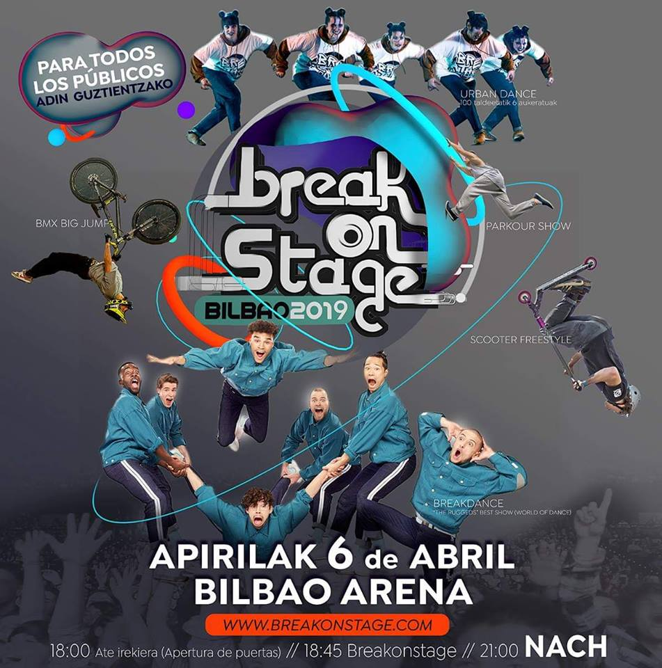 Break On Stage 2019