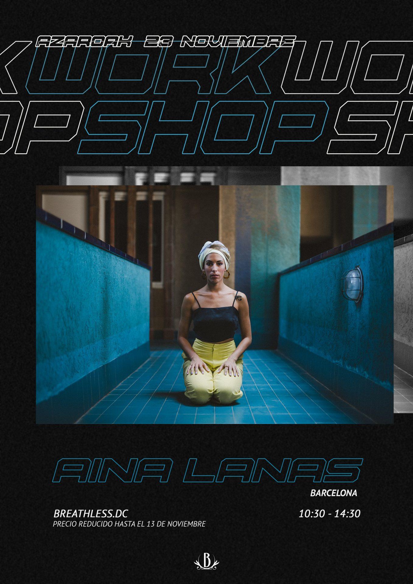 Workshop con Aina Lanas